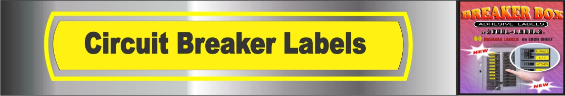 Circuit Breaker Labels