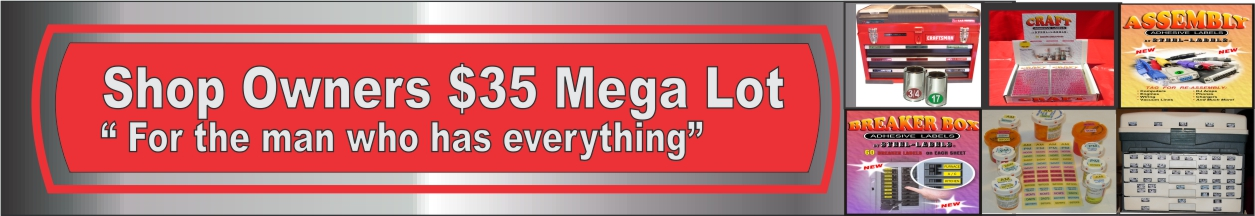 Shop Owner's Mega Lot Link